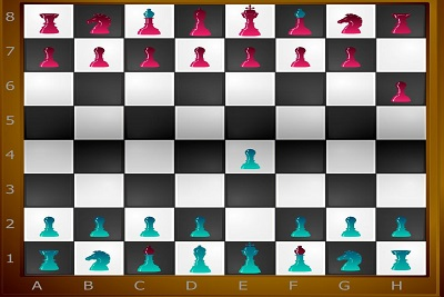 Chess, online game